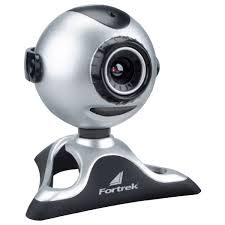 foto van een webcam